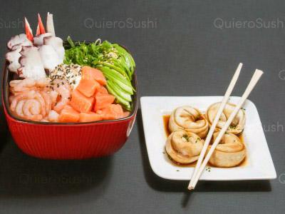 1 piezas de sushi en Maldito Sushi Centenario, Las Condes