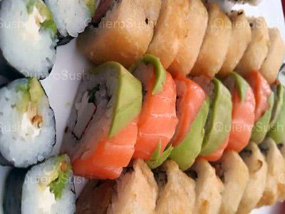 60 piezas de sushi en Maldito Sushi Centenario, Las Condes
