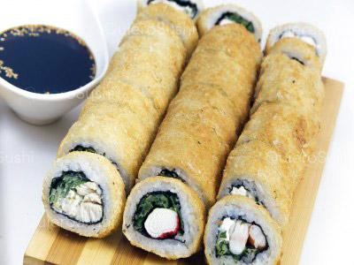 30 piezas de sushi en Nori Sushi, Ñuñoa