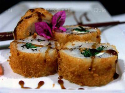 40 piezas de sushi en Sushi Inside, Ñuñoa