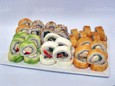 50 piezas de sushi en Nori, Ñuñoa