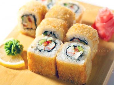 60 piezas de sushi en Okiiss Sushi, Peñalolen
