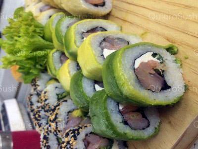 66 piezas de sushi en SushiKio y kiopudahuel, Santiago Centro