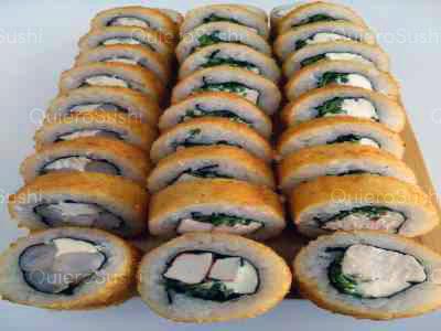 30 piezas de sushi en Mary´s Sushi Rolls Nuñoa, Ñuñoa
