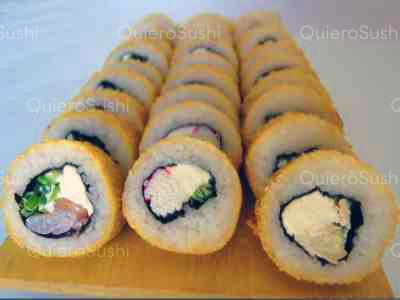 30 piezas de sushi en Mia Sushi, Santiago Centro