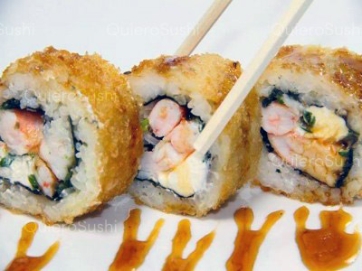 ¡40 increí­bles piezas calientes de sushi ideal para compartir!