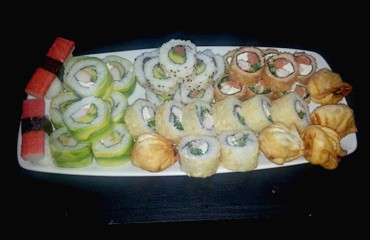 Nakama Sushi Delivery en Quilicura