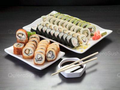 60 piezas de sushi en Yamato, Peñalolen