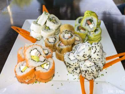 50 piezas de sushi en SIAI Sushi , Pudahuel