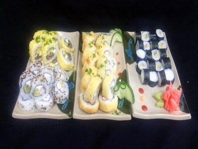 60 piezas de sushi en Illadi, Peñalolen