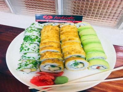 40 piezas de sushi en Takido Sushi Delivery, Santiago Centro