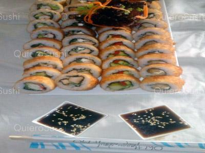 40 piezas de sushi en Sakebysushi, La Florida