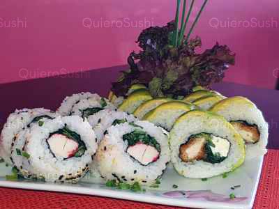 20 piezas de sushi en Sushi Khai, La Reina