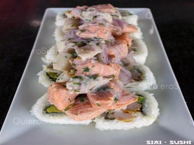 10 piezas de sushi en SIAI Sushi , Pudahuel