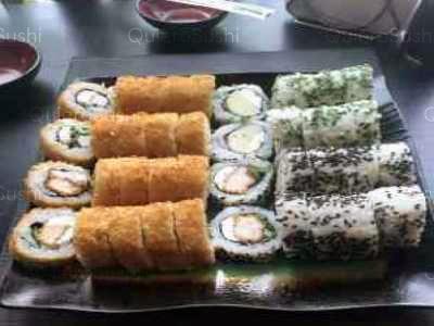 40 piezas de sushi en Sushi Hai Maipu, Maipu