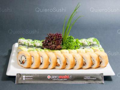 40 piezas de sushi en Yamato, Peñalolen