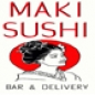 80 piezas de sushi en Maki Sushi, Providencia