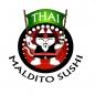 100 piezas de sushi en Maldito Sushi Thai, Las Condes