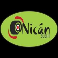 35 piezas de sushi en Nican Sushi & Delivery, Recoleta