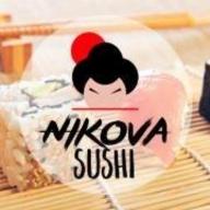 65 piezas de sushi en Nikova Sushi, Santiago Centro