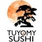 70 piezas de sushi en Tuyomy Sushi Delivery, Estacion Central